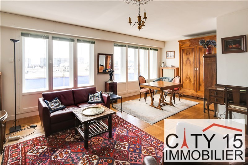 Vente de prestige appartement Paris 15ème 1 070 000€ - Photo 8