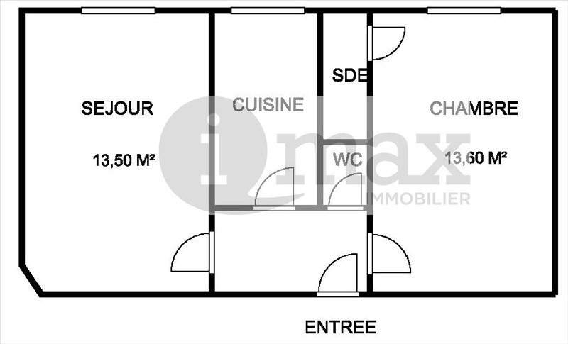 Vente appartement Courbevoie 279000€ - Photo 4