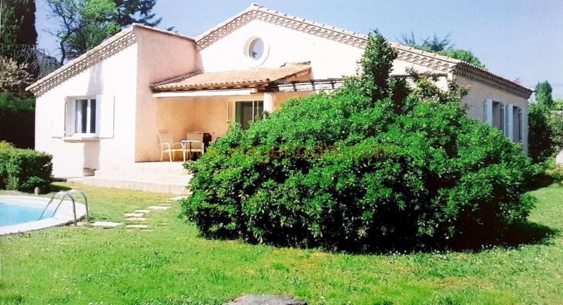 Vitalicio  casa Uzès 82500€ - Fotografía 1
