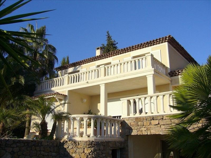 Immobile residenziali di prestigio casa Le golfe juan 1690000€ - Fotografia 1