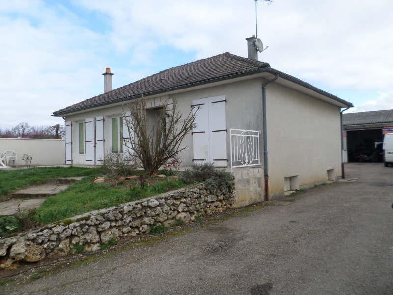 Vente maison / villa Lussac les chateaux 157000€ - Photo 2