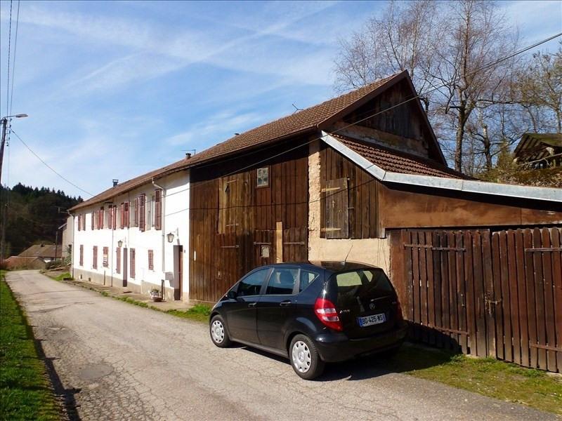 Sale house / villa Moussey 49500€ - Picture 1