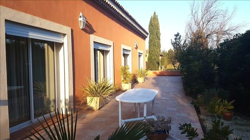 Vente de prestige maison / villa Grans 920000€ - Photo 1