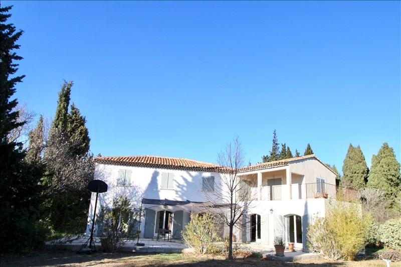 Vente de prestige maison / villa Aix en provence 1045000€ - Photo 1
