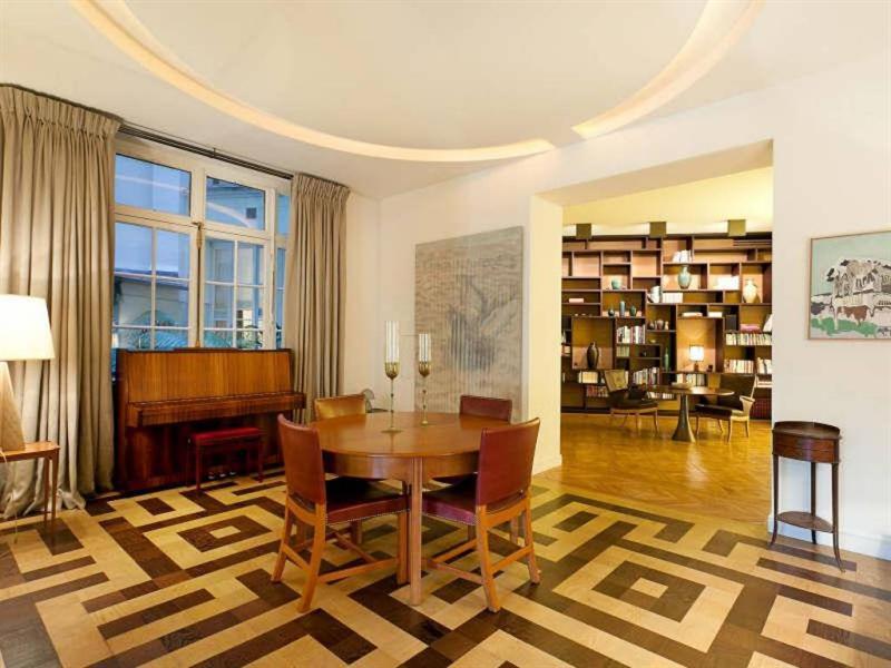 Revenda residencial de prestígio apartamento Paris 16ème 4800000€ - Fotografia 2