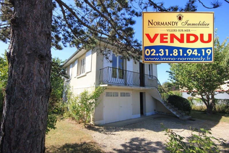 Sale house / villa Villers sur mer 249000€ - Picture 1