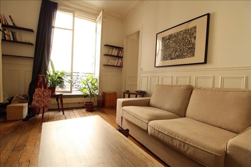 Rental apartment Paris 19ème 1199€ CC - Picture 1