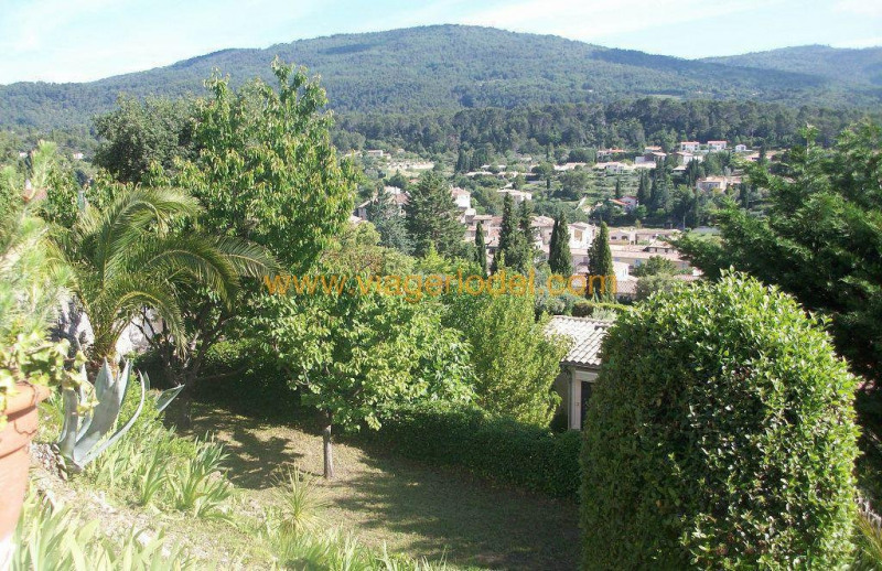 Vendita nell' vitalizio di vita casa Figanières 169000€ - Fotografia 11