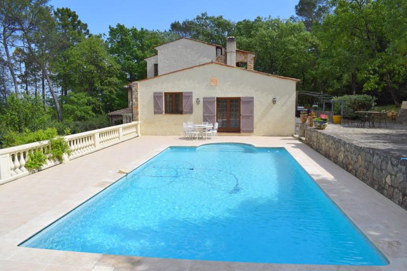 Revenda residencial de prestígio casa Fayence 695000€ - Fotografia 9