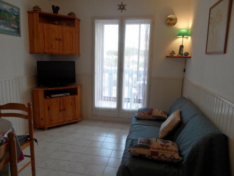 Location vacances appartement Le barcares 290,89€ - Photo 1