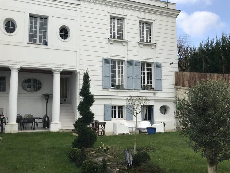 Vente maison / villa Villennes sur seine 595000€ - Photo 1
