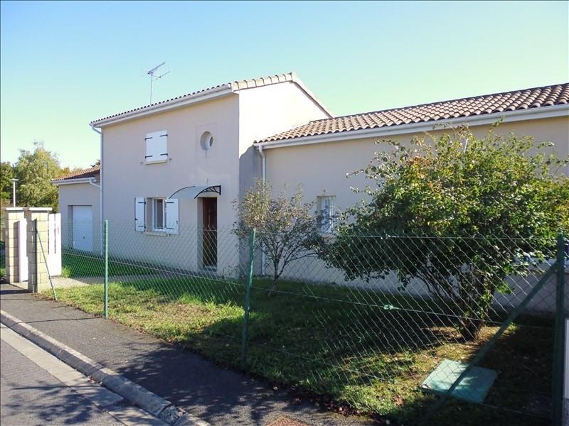 Vente maison / villa Poitiers 229000€ -  2