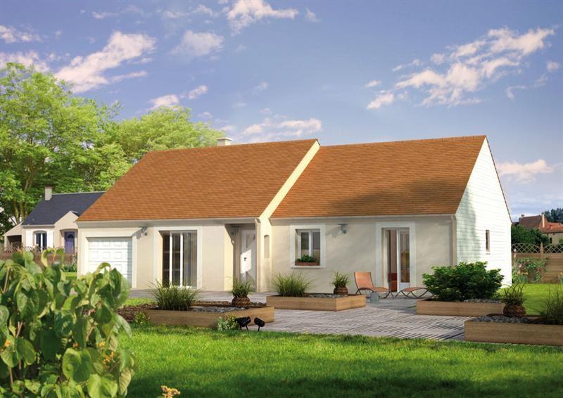 Vente maison 4 pi ces seichamps maison projet de for Vente maison en construction