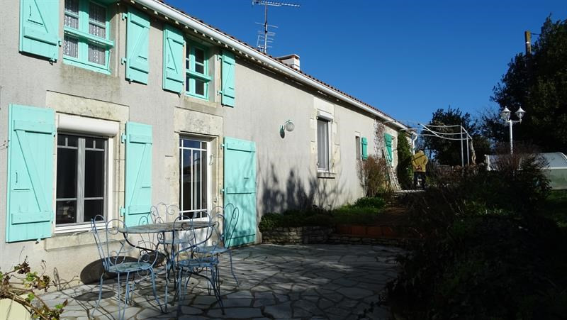 Vente maison / villa Chaillé-les-marais 324000€ - Photo 1