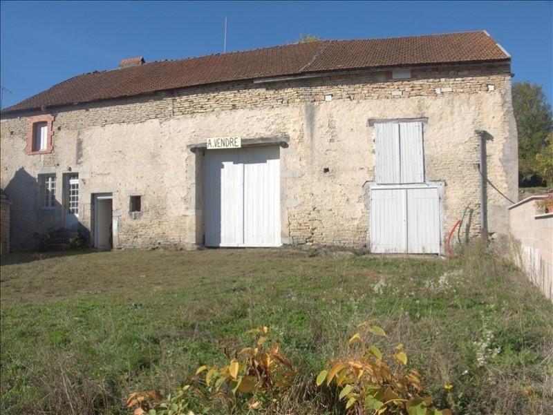 Sale house / villa Vaux sous aubigny 37000€ - Picture 2