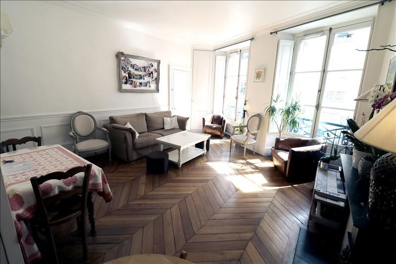 Vente appartement Versailles 650000€ - Photo 3