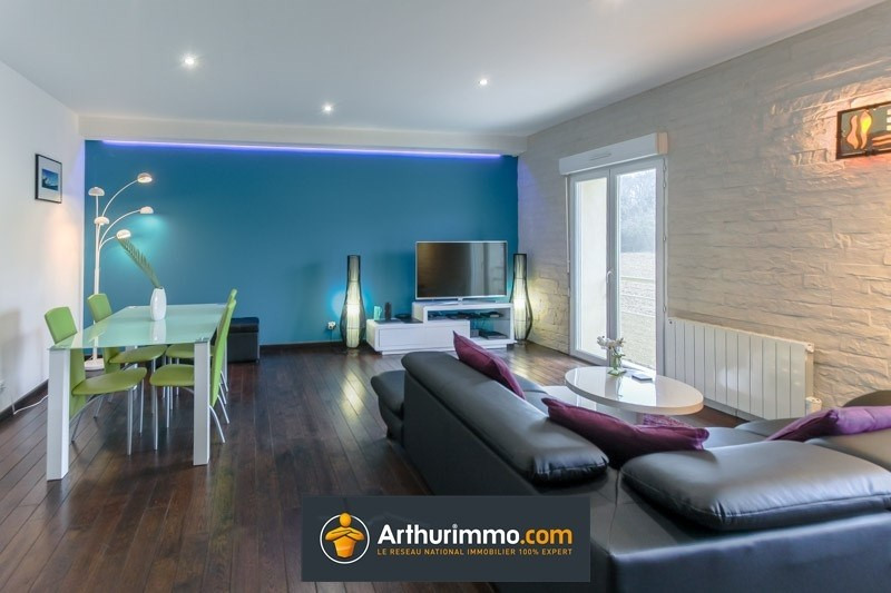 Vente appartement Morestel 168000€ - Photo 2