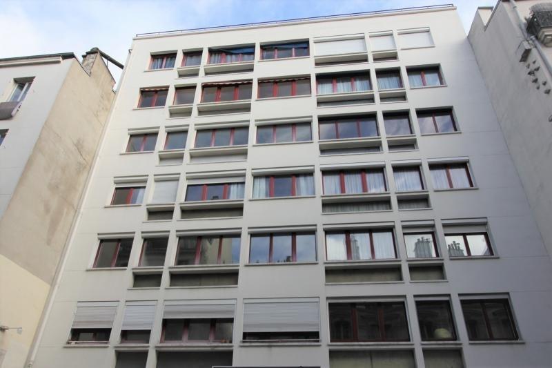 Vente appartement Paris 19ème 447000€ - Photo 1