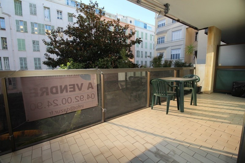 Sale apartment Nice 260000€ - Picture 6