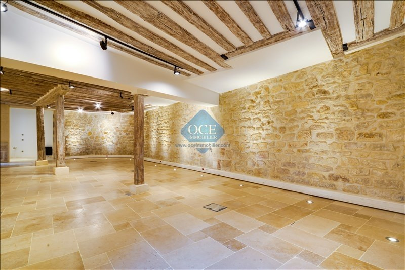 Vente de prestige local commercial Paris 3ème 890 000€ - Photo 8
