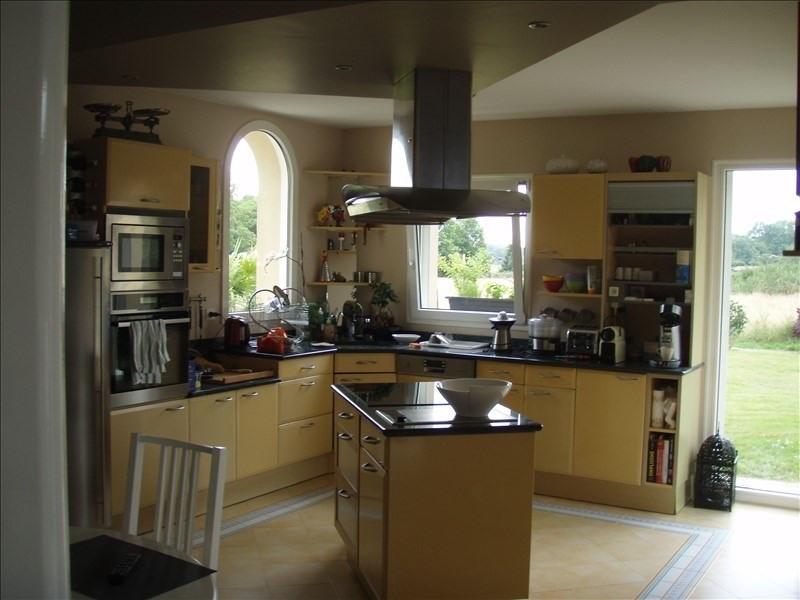 Sale house / villa La riviere st sauveur 483000€ - Picture 4