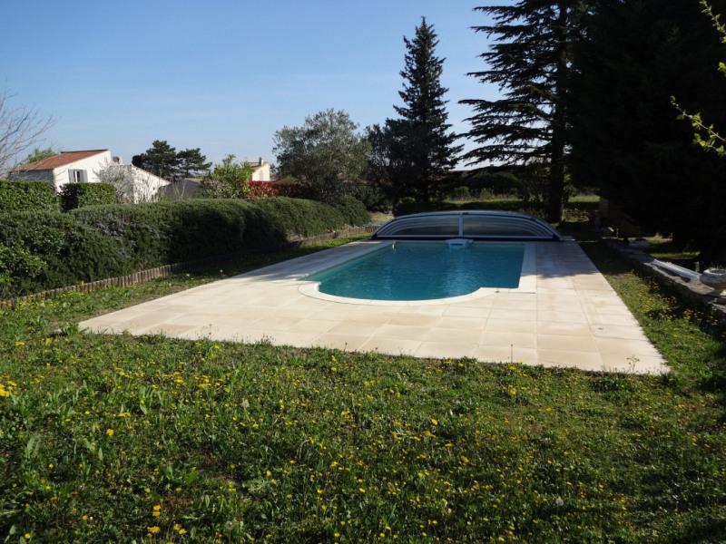 Vente maison / villa Entraigues sur la sorgue 470000€ - Photo 9