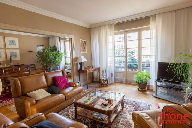Vente de prestige appartement Lyon 6ème 699000€ - Photo 2