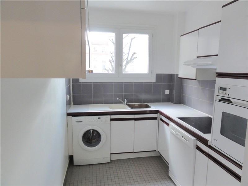 Rental apartment Courbevoie 1600€ CC - Picture 3