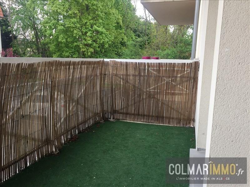 Vente appartement Colmar 106000€ - Photo 2