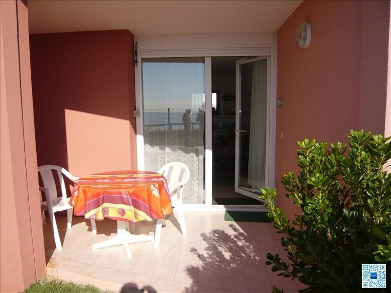 Sale apartment Sete 116 000€ - Picture 1