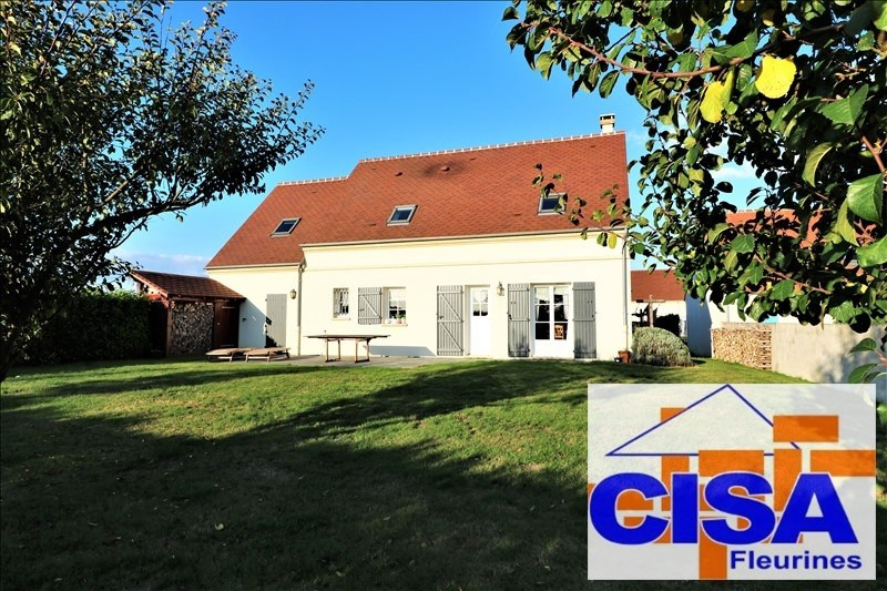 Vente maison / villa Senlis 410 000€ - Photo 2