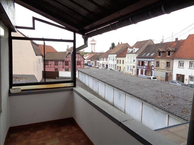Verhuren  appartement Bischwiller 870€ CC - Foto 4