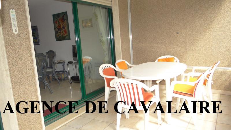 Vente appartement Cavalaire 329000€ - Photo 1