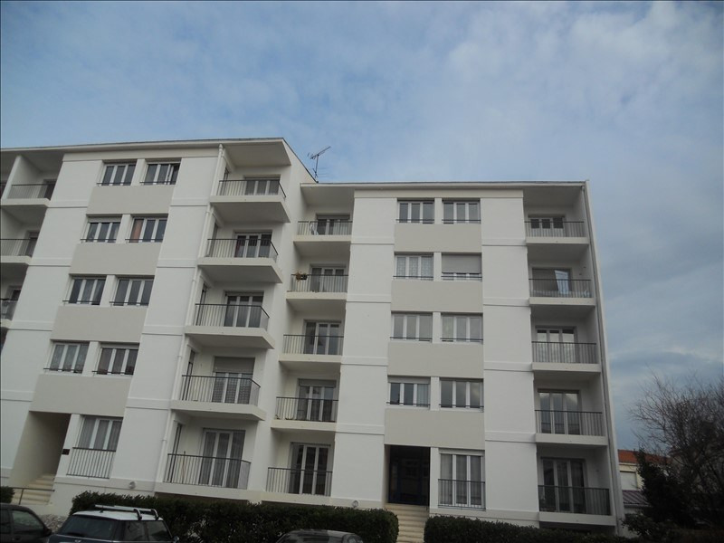 Sale apartment Les sables d olonne 183 000€ - Picture 1