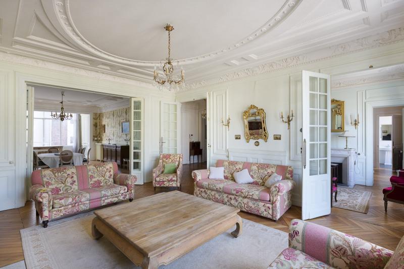Vente de prestige appartement Paris 16ème 3570000€ - Photo 6