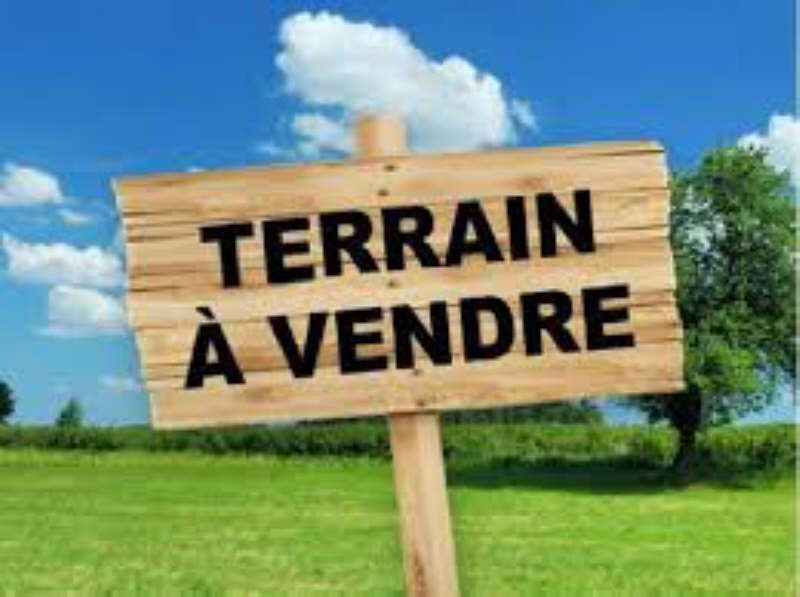 Vente terrain Aulnoye aymeries 22 000€ - Photo 1