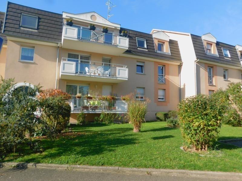 Vente appartement Strasbourg 219350€ - Photo 1