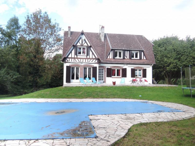 Vente maison / villa Pont audemer 372500€ - Photo 1