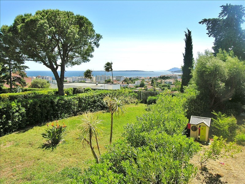 Vente appartement Antibes 395000€ - Photo 1