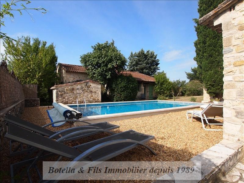 Vente de prestige maison / villa Uzes 590000€ - Photo 2