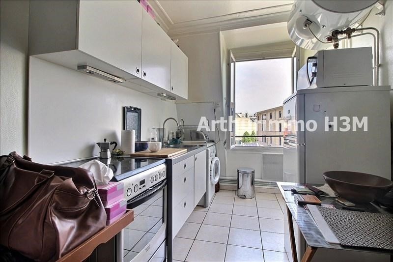 Vente appartement Paris 10ème 423000€ - Photo 2
