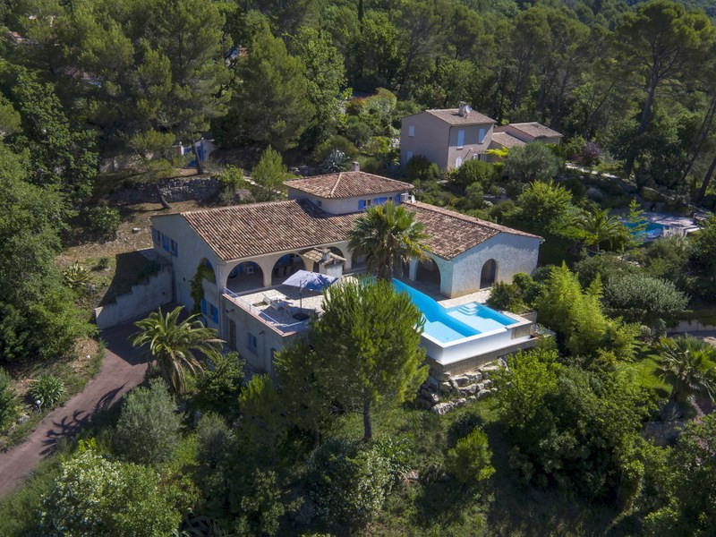 Verkoop van prestige  huis Tourrettes 955000€ - Foto 1