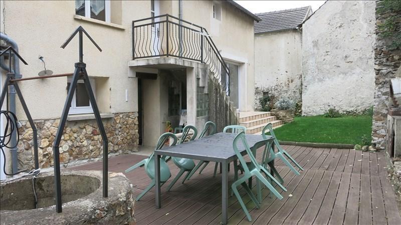 Sale house / villa Quincy voisins 314000€ - Picture 8
