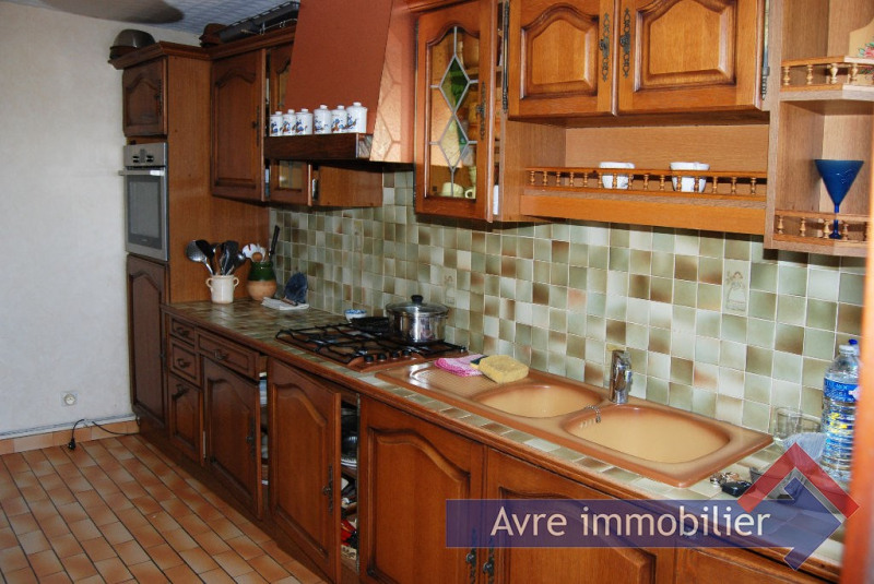 Vente maison / villa Verneuil d avre et d iton 168000€ - Photo 4