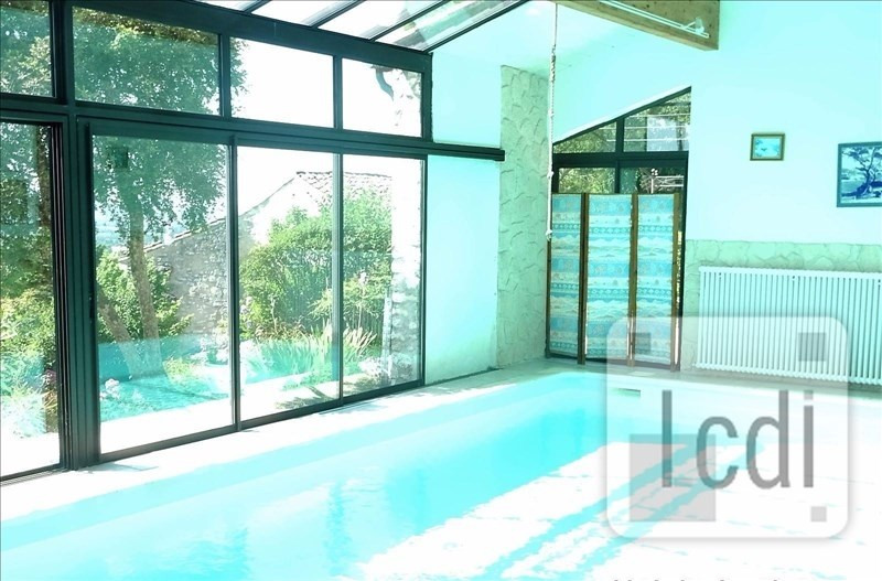 Vente de prestige maison / villa Montelimar 645000€ - Photo 2