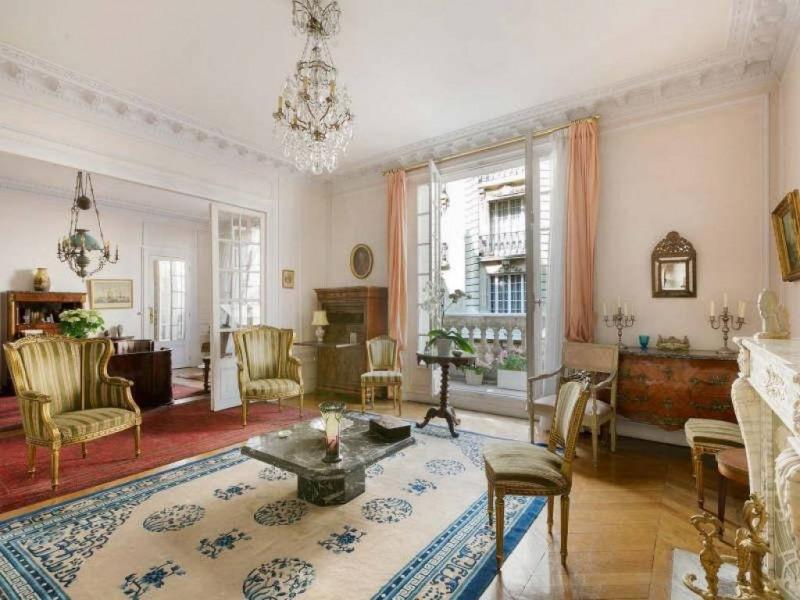Verkoop van prestige  appartement Paris 16ème 1550000€ - Foto 3