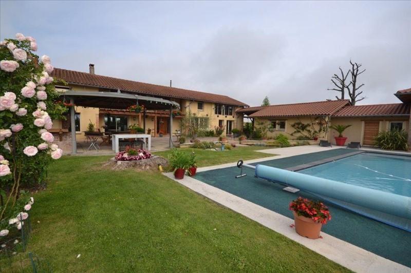 Venta de prestigio  casa Chatillon sur chalaronne 990000€ - Fotografía 3