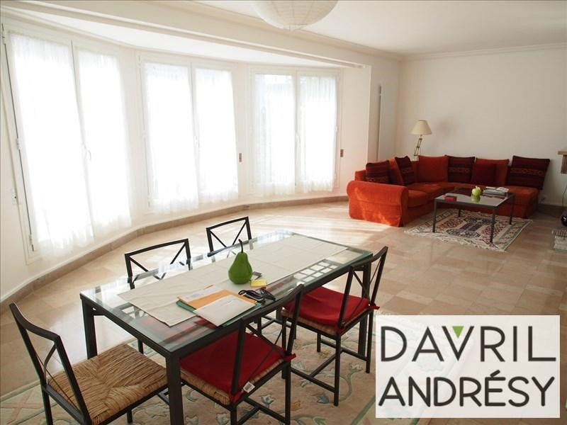 Deluxe sale house / villa Andresy 600000€ - Picture 2