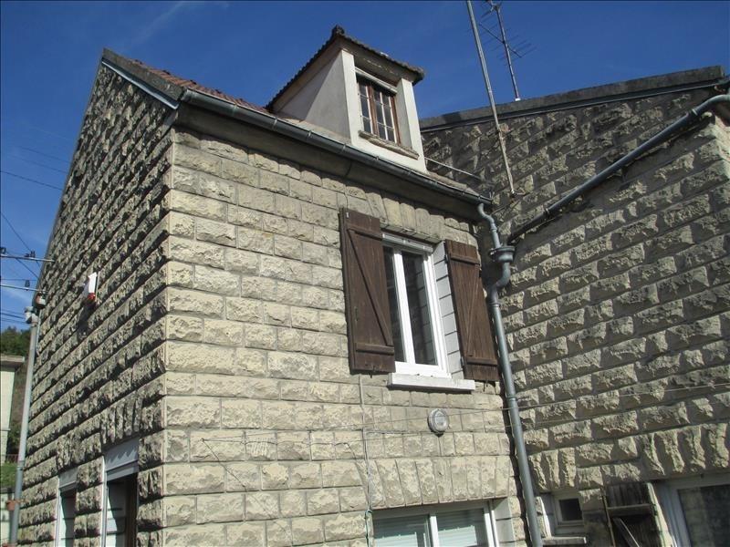 Sale house / villa St leu d esserent 129000€ - Picture 1