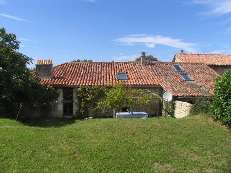 Sale house / villa Champeaux et la chapelle p 127900€ - Picture 2